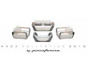 ONDA - luxusná 4 miestna sedacia súprava