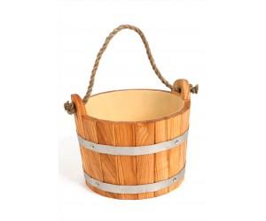Drevené vedro do sauny 5l