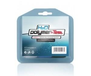 H2O polymér test